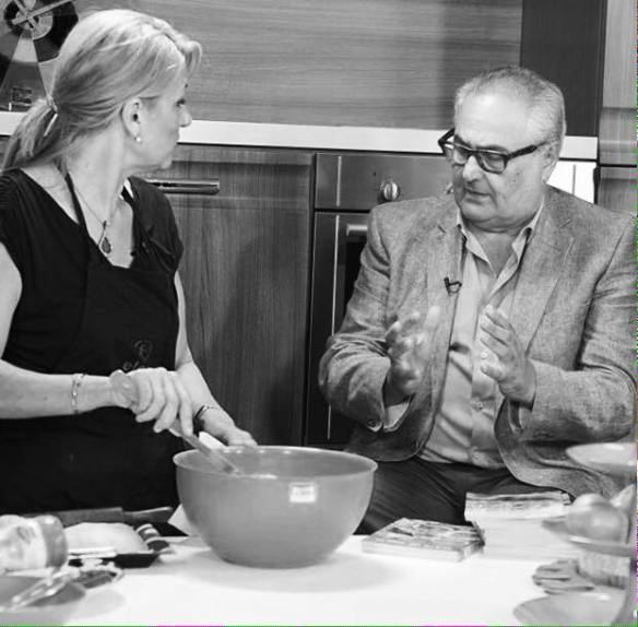 Cooking with Lea, ONE TV with Anton B Dougall
