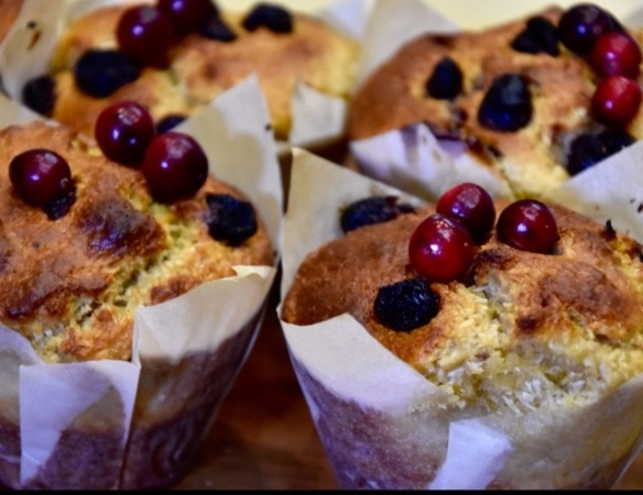 cranberry-coconut-muffins-dairy-free