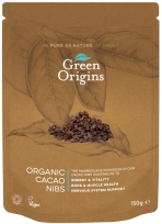 green origins cocoa nibs